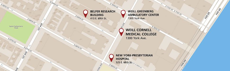 Meyer Cancer Center at Weill Cornell is best cancer care in NYC