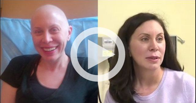 Breast cancer patient Rachael Rothman