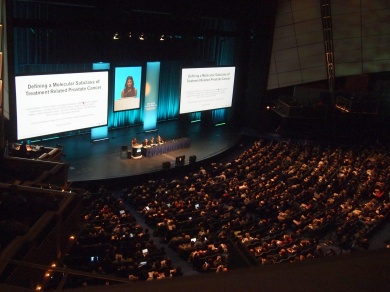 Photo of ASCO crowd
