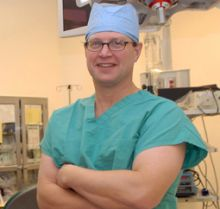 Photo of Dr. Fahey