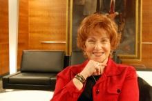 Photo of bladder cancer patient Irene Price