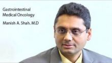 Manish Shah, M.D., gastrointestinal oncology expert at the Meyer Cancer Center of Weill Cornell Medicine