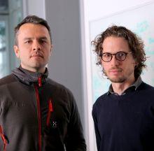 Dan Landau and Marcin Imielinski
