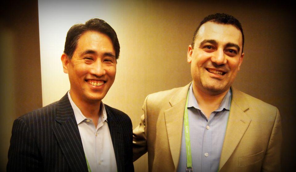 Scott Tagawa and Bishoy Faltas